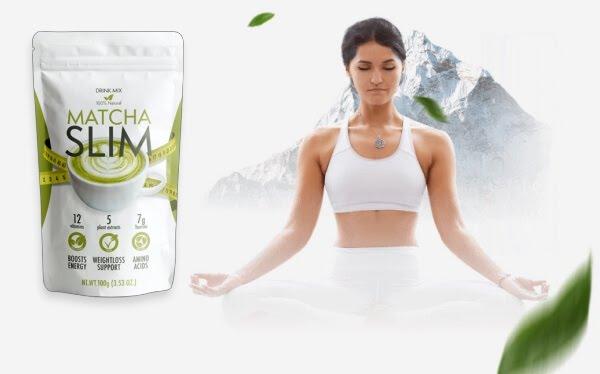 Matcha Slim - jaké jsou její výhody a účinky